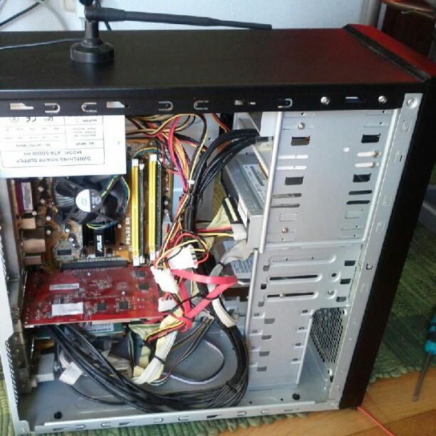 Tareas de mantenimiento #Linux #informática