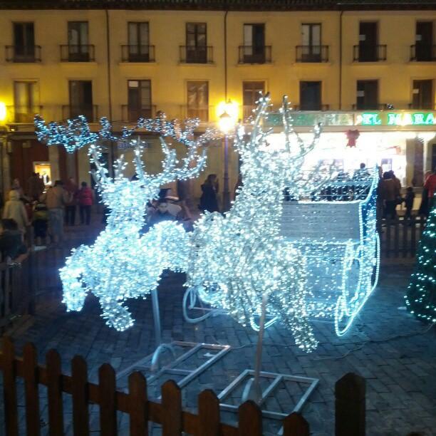 Escapando de los churros #Navidad