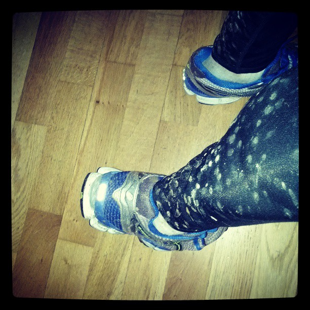 No se ha dado mal el trote :D #running