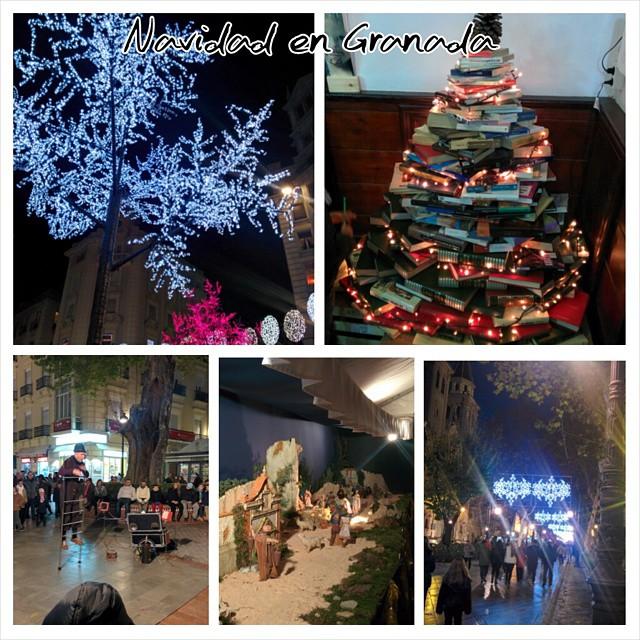 Empieza la Navidad en #Granada