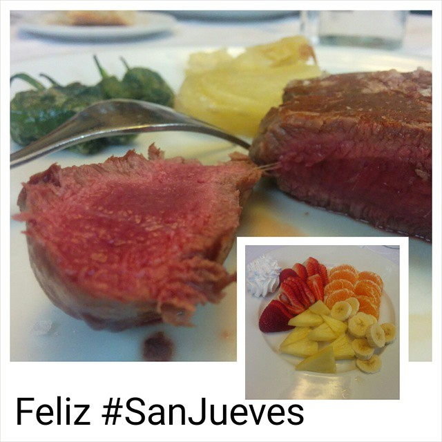 Mi paraíso culinario. #SanJueves por #Granada
