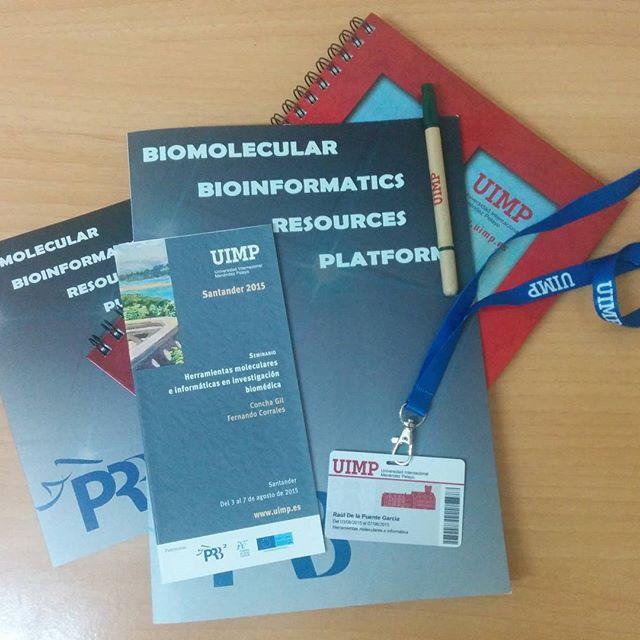 Enésima universidad a la que pertenezco  #biomedicina #uimpsantander