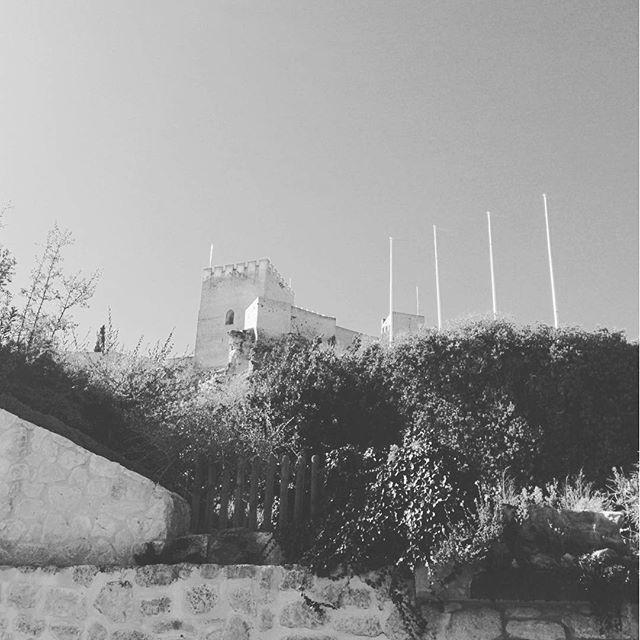 A los pies del Castillo de la Mota