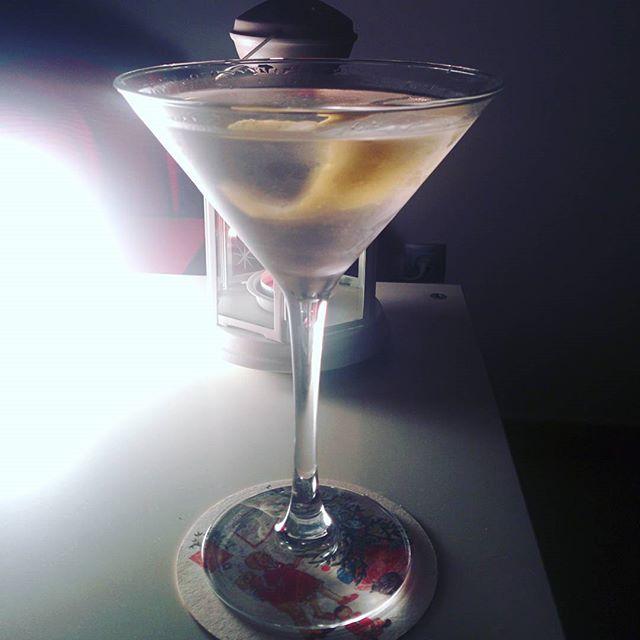 Hoy se merece un Vesper #cocktails