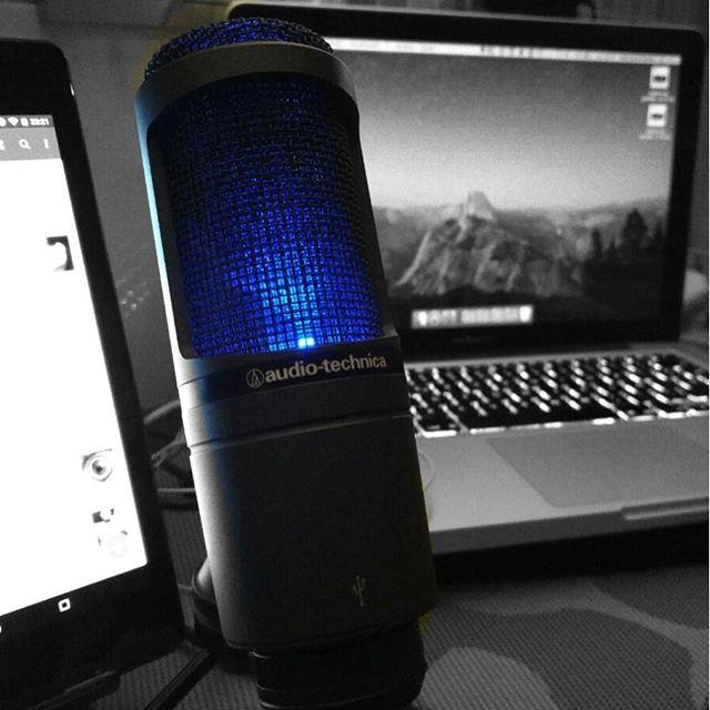 Noche de #podcasting