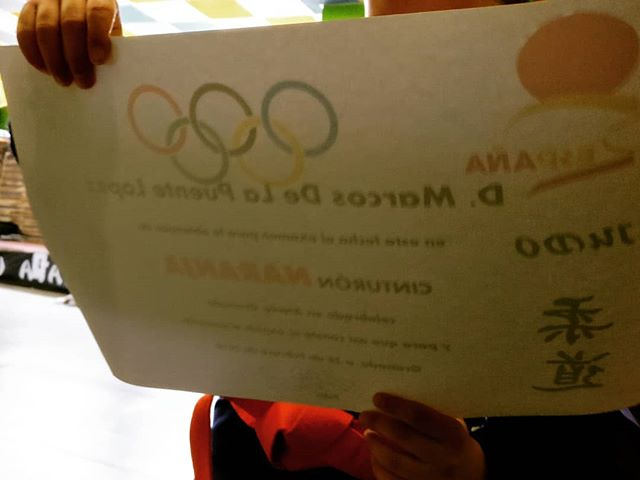 """Tai-otoshi"" perfectamente ejecutado #judo #deporte #orgullo"