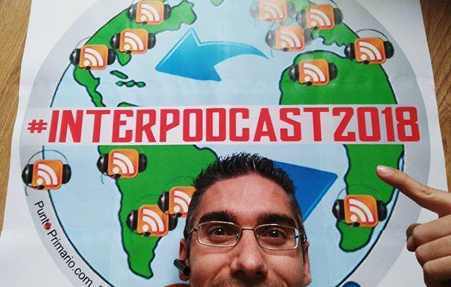 ¿Estáis preparados? ¡Esta noche a las 21:00hrs UTC, SORTEO DEL #INTERPODCAST2018! #podcasting #eventos #podcast