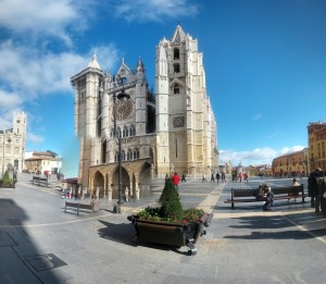 Primer intento con Photo Sphere