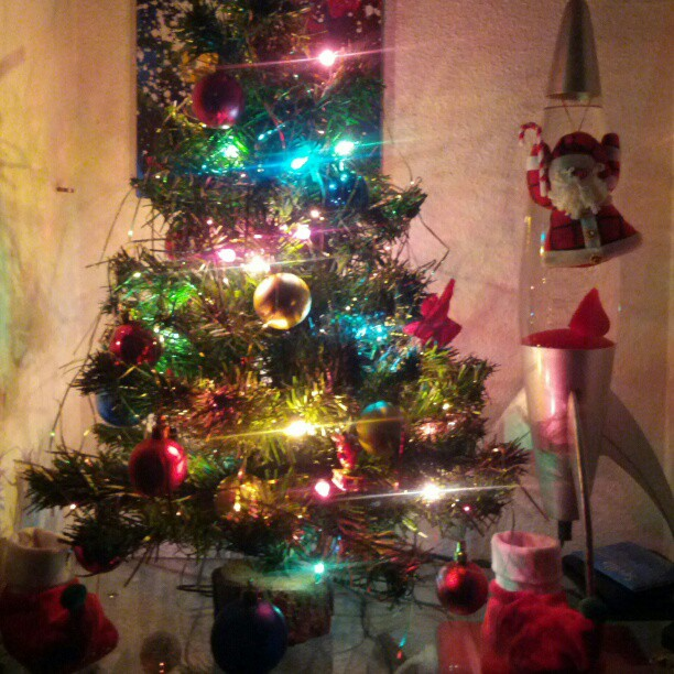 Christmas is coming! :D