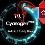Consejo Androide: cambio del launcher Trebuchet en CM10