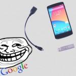 Solución a problemas con Nexus Media Importer con OTG