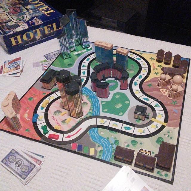 ¡Hotel! #juegosdemesa