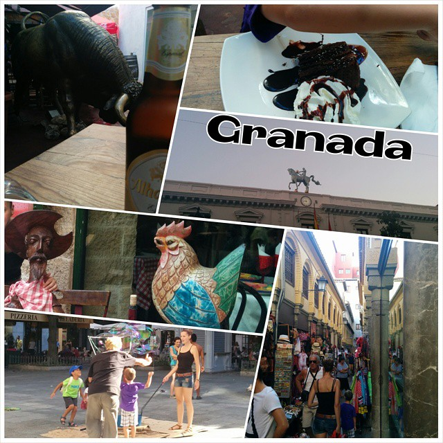 Turisteo #Granada