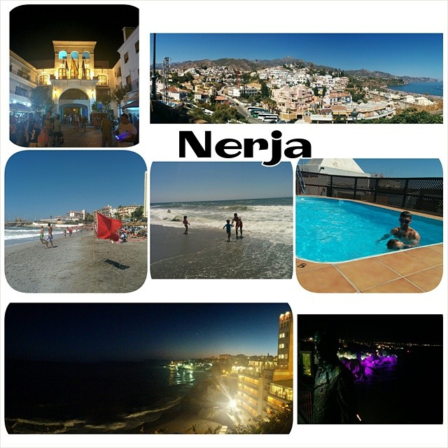 Nerja #España #summer
