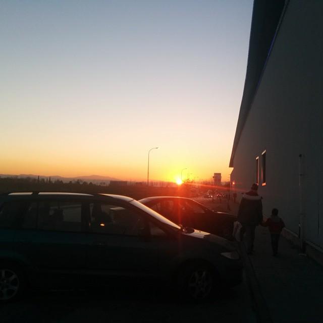 Adiós al sol de 2014 #Granada #sinfiltros