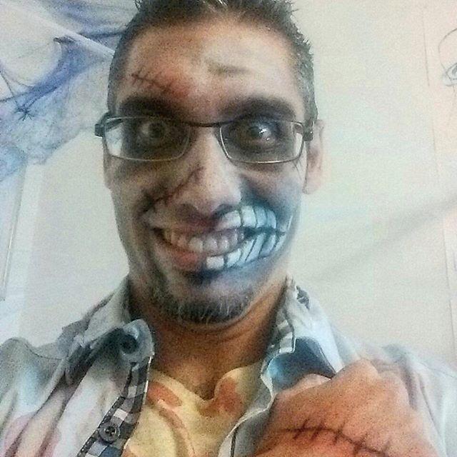 Alma de Zombie #Halloween