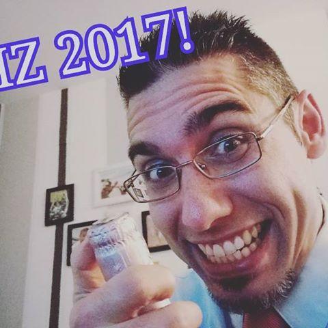 ¡Feliz 2017! #happy2017