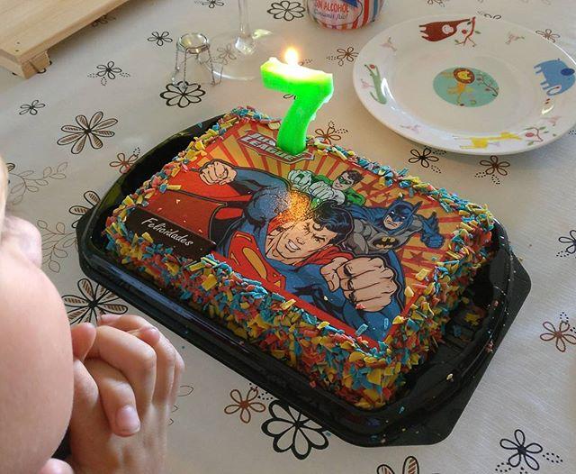 Siete años cumpliendo deseos ¡SIETE!