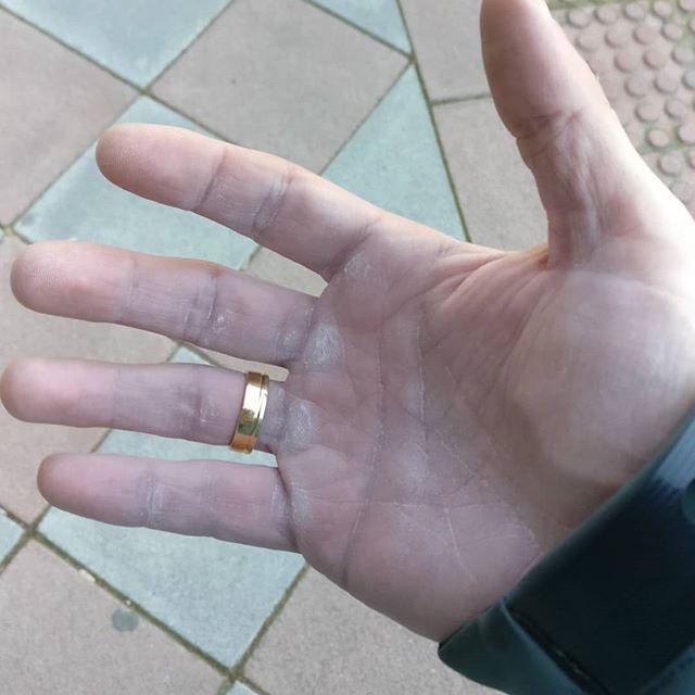 Me pongo el anillo y ya estoy más guapo #fitness #nopainnogain #esfuerzo #recompensa