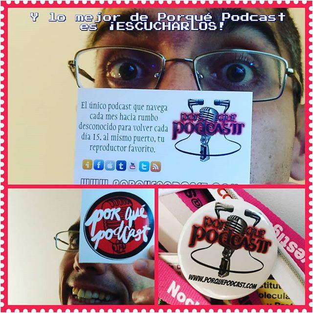 Yo también #soyporquepodcast #iniciativa #podcasting #difunde