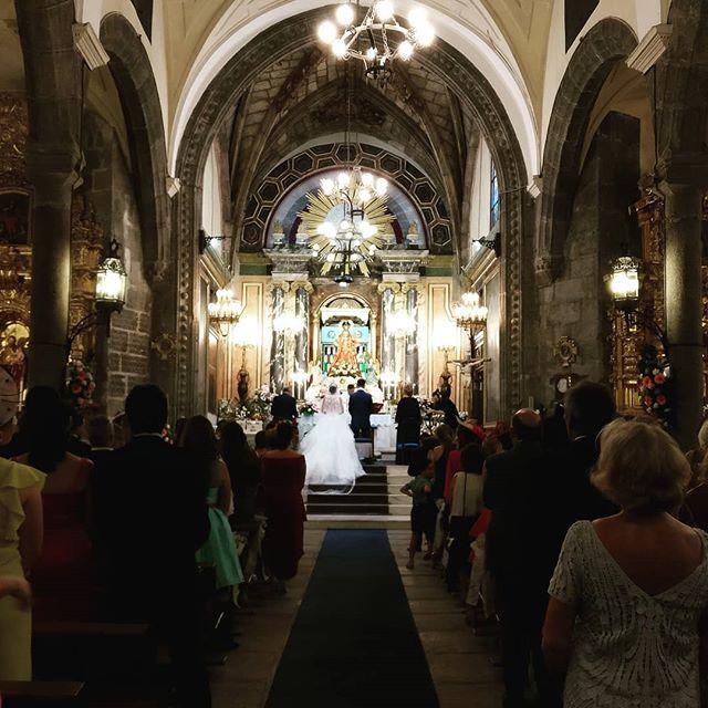 ¡Felicidades Marta! ¡Felicidades Roberto! #boda #wedding #picoftheday #yaerahora