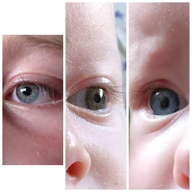 No tengo ojos para estas tres miradas