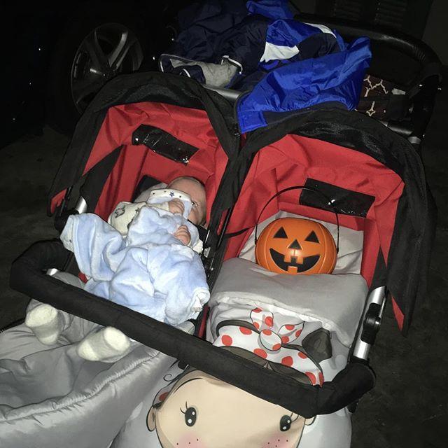Creo que nos hemos emocionado demasiado con el truco o trato 🤦🏻♂️ #Halloween