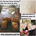 #FELIZSANVALENTÍN (con mayúsculas y tilde )