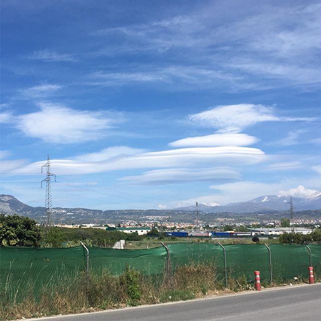 Este tipo de nubes siempre secuestran mi mirada