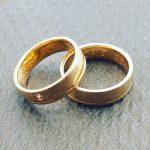 Hace 10 años que estos anillos representan el mayor proyecto de nuestras vidas. Y esto sigue a un ritmo frenético. Ahí va la guinda friki: 2000 años de espera de cierto centurión son muy pocos comparado con lo que llegaría a esperar yo. #aniversario