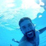 """Como parece que el fresco ha llegado para quedarse, aquí el """"selfie"""" acuático del año"""