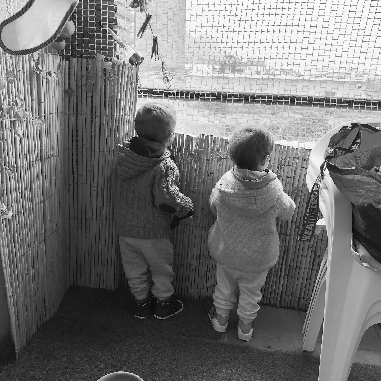Echando de menos la calle 🦠[{}]🦠 #confinamiento #cuarentena #niños