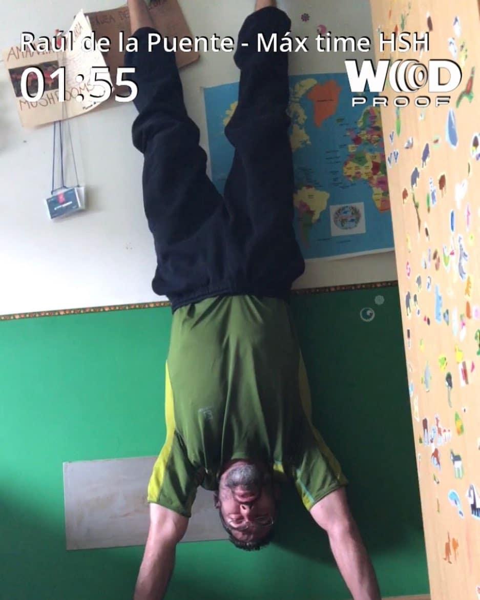 Cambiando la perspectiva 🙃 #fitness #wod #deporte