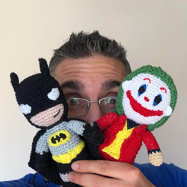 ¡Vaya pasada de regalo! #cosasdemadre #mamaipad #batman #joker